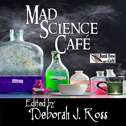 Mad Science Café audiobook cover art