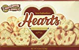 Valley Lahvosh Hearts Crackers 4.5 oz (Pack of 4)