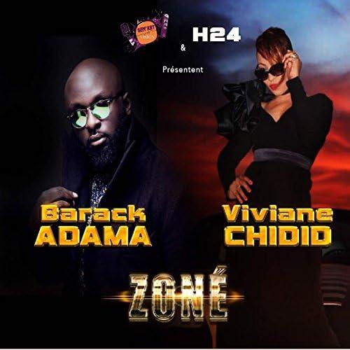 Viviane Chidid feat. Barack Adama
