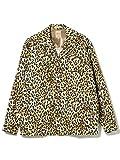 (ビームス)BEAMS/カジュアルシャツ Sanca 50's オープンカラーシャツ メンズ LEOPARD 2