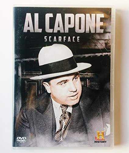 Al Capone Scarface History Mobsters DVD