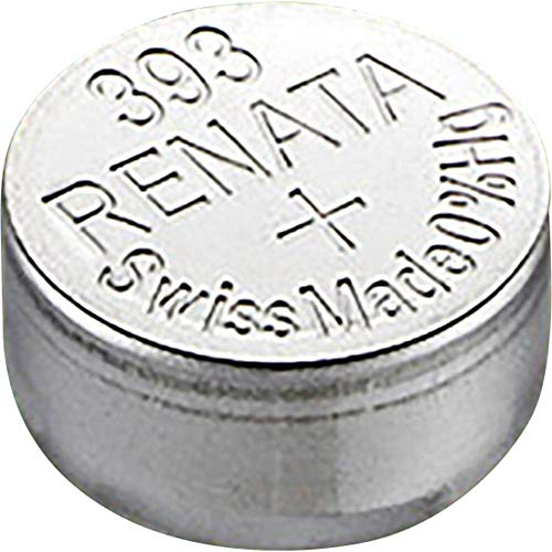 Renata SR48 Compatible courant Fort Knopfzelle 393 Silberoxid 80 mAh 1.55 V 1 St.
