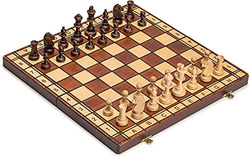 Wegiel Handmade Jowisz Professional Tournament Chess...