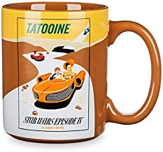 Disney Star Wars Parks Attraction Poster Tatooine Mug