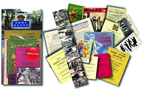 Memorabilia Pack Company The Home Guard : Répliques datant de la Seconde Guerre mondiale