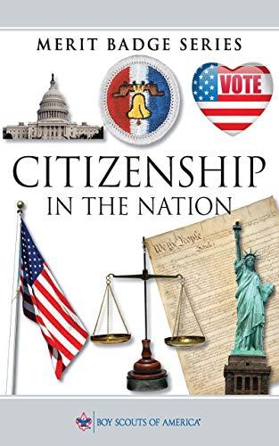 Citizenship in the Nation Merit Badge Pamphlet