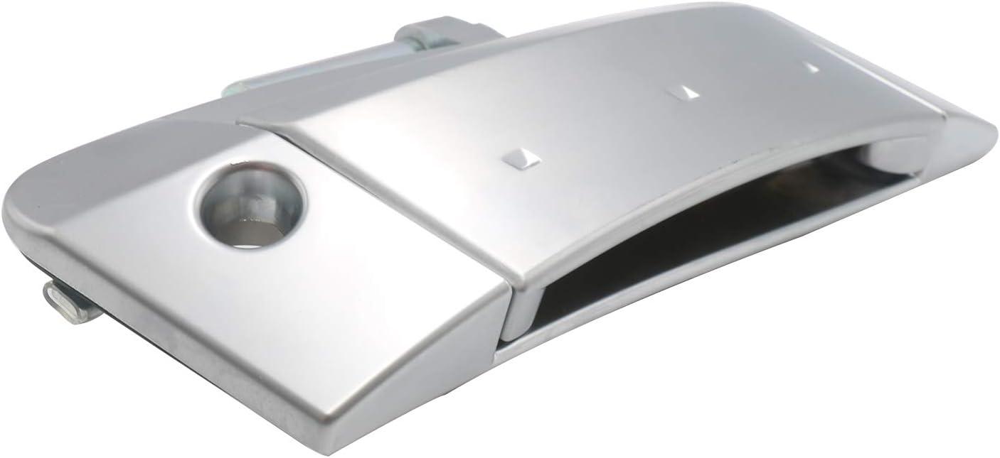 80607-CD40B APPERFiT Exterior Door Handle Left Driver Side for 350Z 2003 2004 2005 2006 2007 2008 2009 Repalces 80607-CD41E