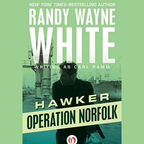 Operation Norfolk audiobook cover art