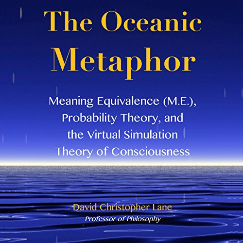 The Oceanic Metaphor audiobook cover art