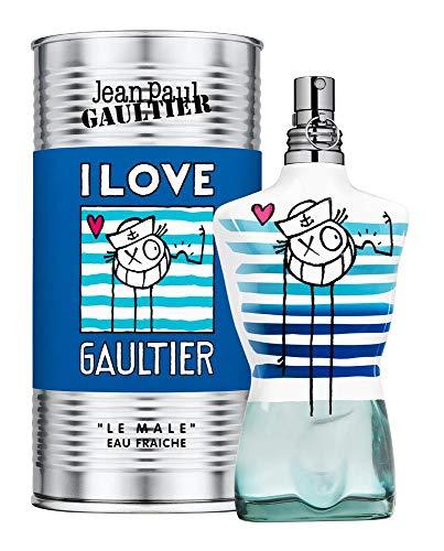 Jean Paul Gaultier Eau de Toilette für Herren, 125 ml