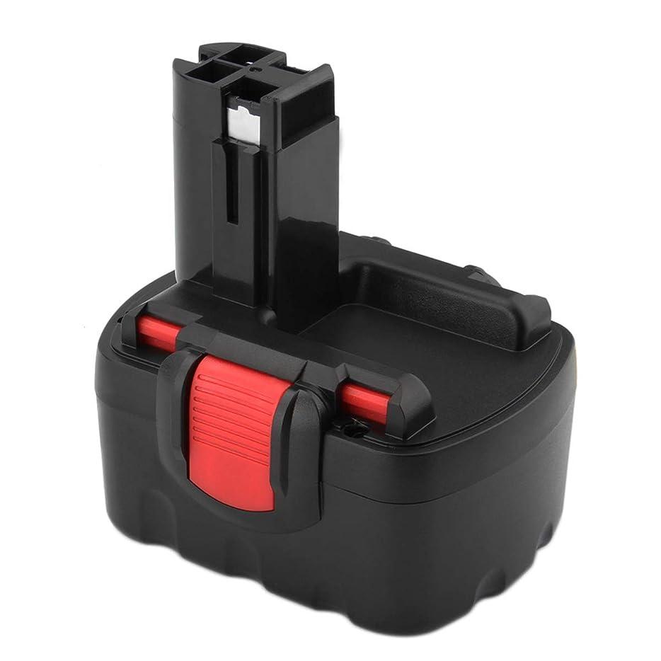 レシピこんにちは焦がすJoiry ボッシュ BOSCH 2607335711 BAT038 BAT040 BAT041 BAT140 BAT159 互換バッテリー 14.4V 3.5Ah ボッシュニッケル水素電池
