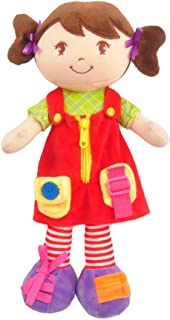 learn to button and zip doll