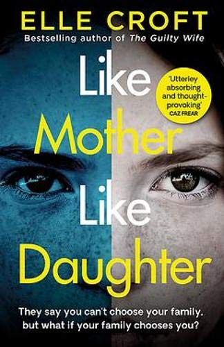 Like Mother, Like Daughter cover art
