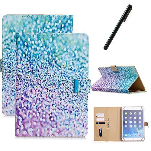 HereMore Funda 8 Pulgadas Universal, Carcasa Antigolpes Estuche Folio Cubierta Protectora para Samsung Galaxy Tab A 8