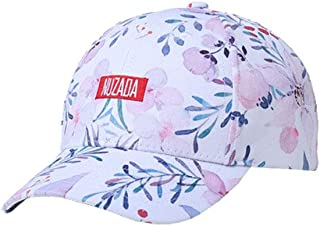 ACVIP Women's Oleander Blossoms Casual Outdoor Lounge Baseball Cap