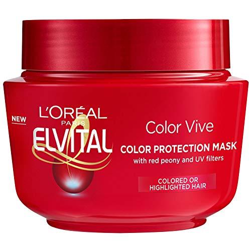LOréal Paris hårinpackning Color Vive Treatment Mask, 300 ml
