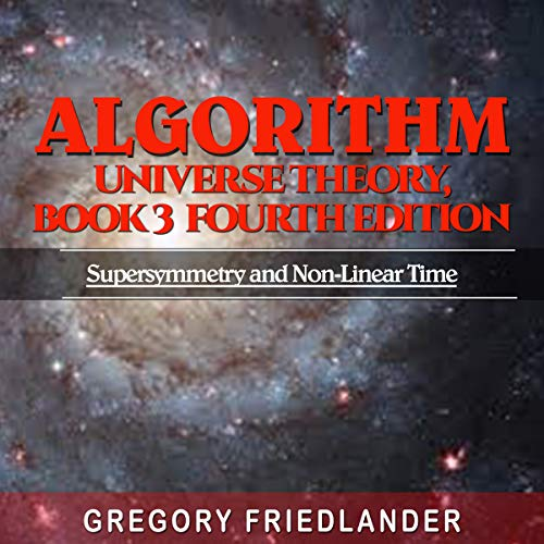 Algorithm Universe Theory audiobook cover art