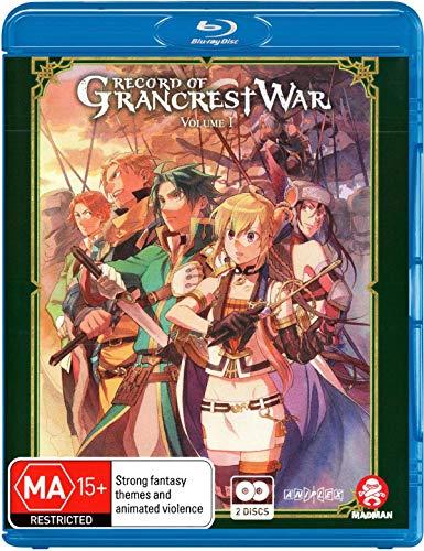 Record of Grancrest War: Volume 1 | Episodes 1-12 | Anime | NON USA Format | Region B Import - Australia