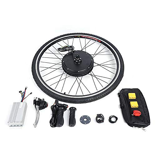 Kaibrite - Bicicleta eléctrica de 28 pulgadas, 36 V, 500 W, kit de conversión