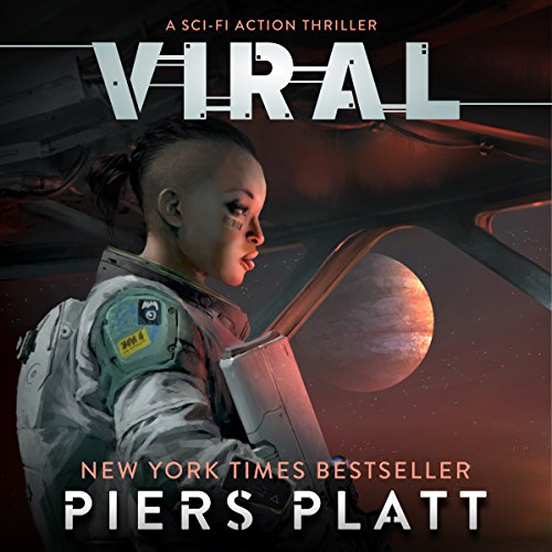 Viral audiobook cover art