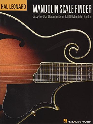 Mandolin Scale Finder: Easy-To-Use Guide to over 1,300 Mandolin Chords