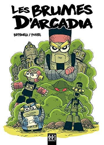 Les Brumes d'Arcadia (Graphic Novel)