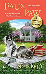 Cat Mystery books - Faux Paw