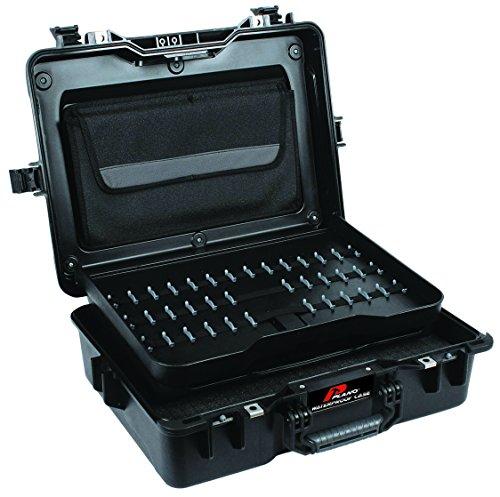 Plano 170E1NR Professioneller undurchlässige IP67 Werkzeug- u. Servicekoffer PC700, black