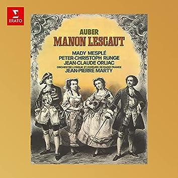 Auber: Manon Lescaut