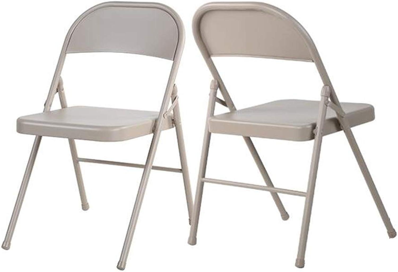 soporte minorista mayorista FENGFAN FENGFAN FENGFAN Conjuntos de sillas Plegables de 2 4 6 Sillas de Escritorio portátiles Acampar Oficina en casa Comedor Sillas Exteriores para Exteriores Silla Plegable (Tamaño   2 Chairs)  costo real