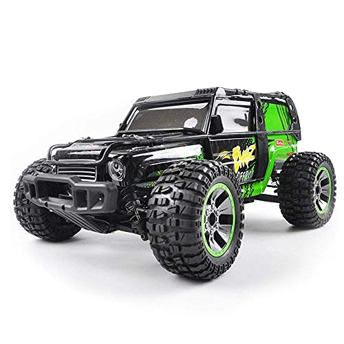 Daily Equipment RTR 1/10 Scale Model Off-road Remote Control Car 2.4G Radio Drift RC Vehicle Hydraulic Shock Absorber 4WD High-speed RC Buggy All Terrain Climbing RC Car Gifts For Children And Teen