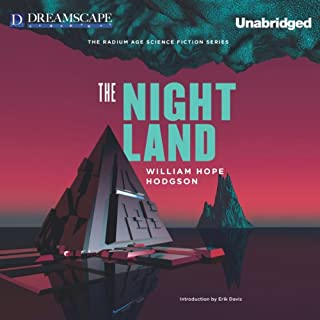 The Night Land audiobook cover art