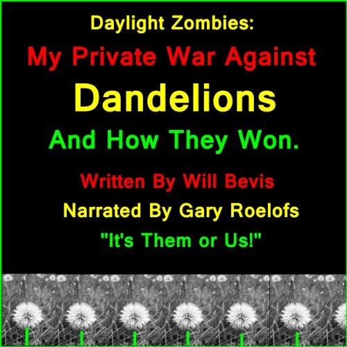 Daylight Zombies audiobook cover art