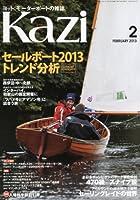 KAZI (カジ) 2013年 02月号 [雑誌]