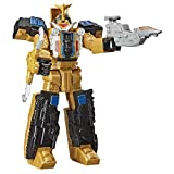 Power Rangers Beast Morphers Beast Wrecker Zord 10-Inch Action Figure Toy Inspired by Gold Ranger's Zord in TV Show