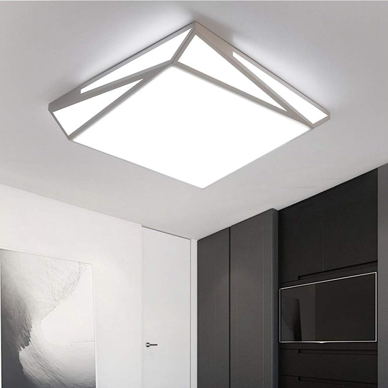 WWDDVH Led Lampe Cm 60 60 Licht Weies Deckenleuchte ...