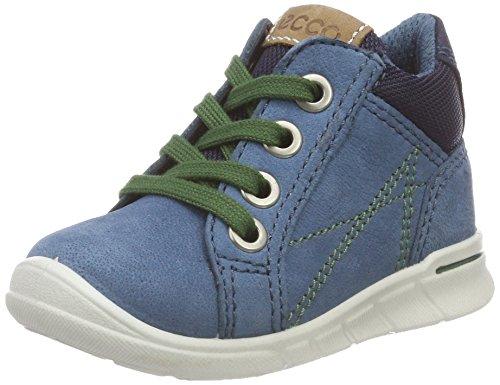 ECCO Baby Jungen First Sneaker, Blau (Indian Teal 1301), 21 EU