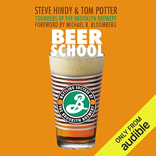 Beer School audiobook cover art