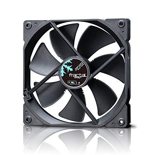 Fractal Design Dynamic X2 GP-14 Black PCケースファン FN1063 FD-FAN-DYN-X2-GP14-BK
