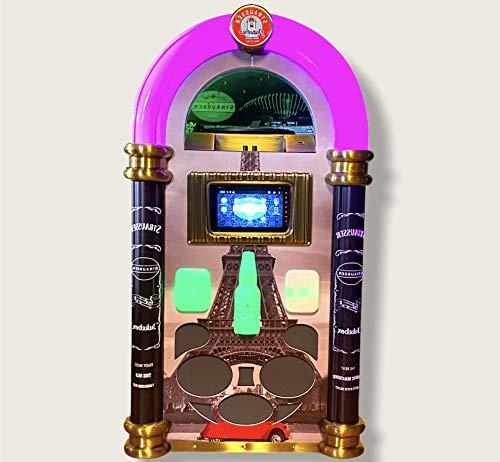 Strausser: Le Juke-Box Le Plus Complet avec Toutes Les fonctionnalités Audio d'aujourd'Hui. (Paris 2CV)