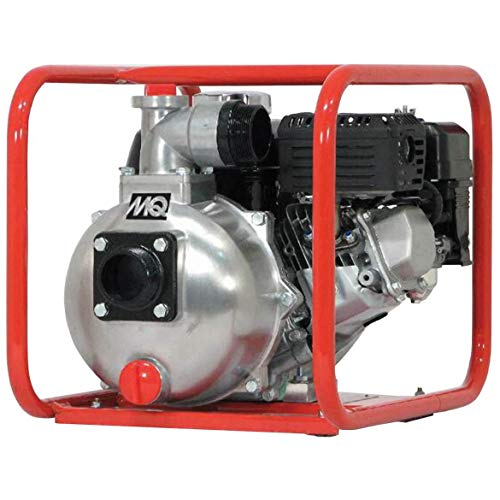 """Multiquip QP2H Gasoline Powered Centrifugal Pump with Honda Motor, 4 HP, 158 GPM, 2"""" Suction & Discharge"""