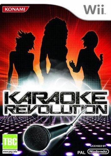 Karaoke revolution jeu seul