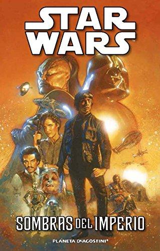 Star Wars Omnibus Sombras del Imperio (Star Wars: Cómics Leyendas)