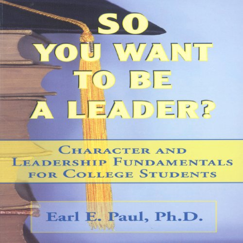 So You Want to Be a Leader?  By  cover art