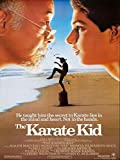 Credence Collections Karate Kid-Film-Poster, 30,5 x 40,6 cm