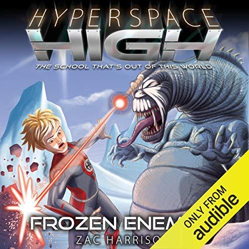 Frozen Enemies audiobook cover art