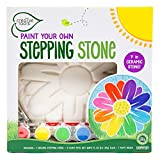 CREATIVE ROOTS Paint Your Own Flower Stepping Stone by Horizon Group USA Toy, Assorted