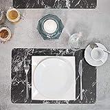 d-c-fix, Folie Marmor, Marmi schwarz, 1 Rolle 67,5 cm x 200 cm, selbstklebend - 4