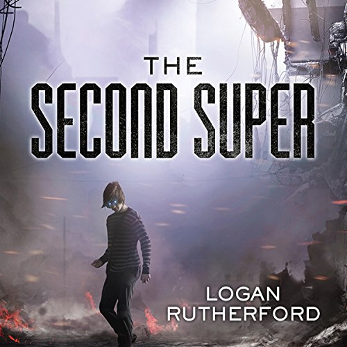 The Second Super audiobook cover art