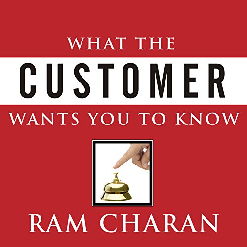 What the Customer Wants You to Know audiobook cover art